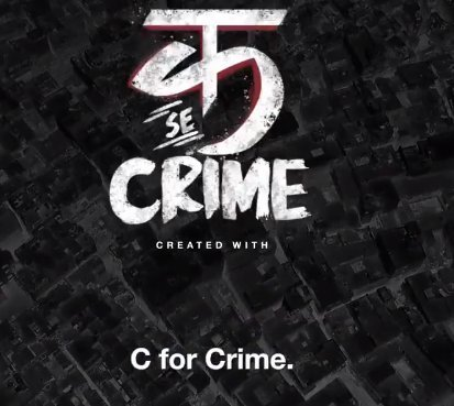 c for crime