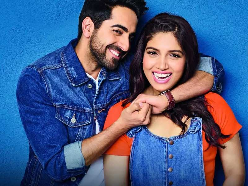 Bhumi And Ayushmann