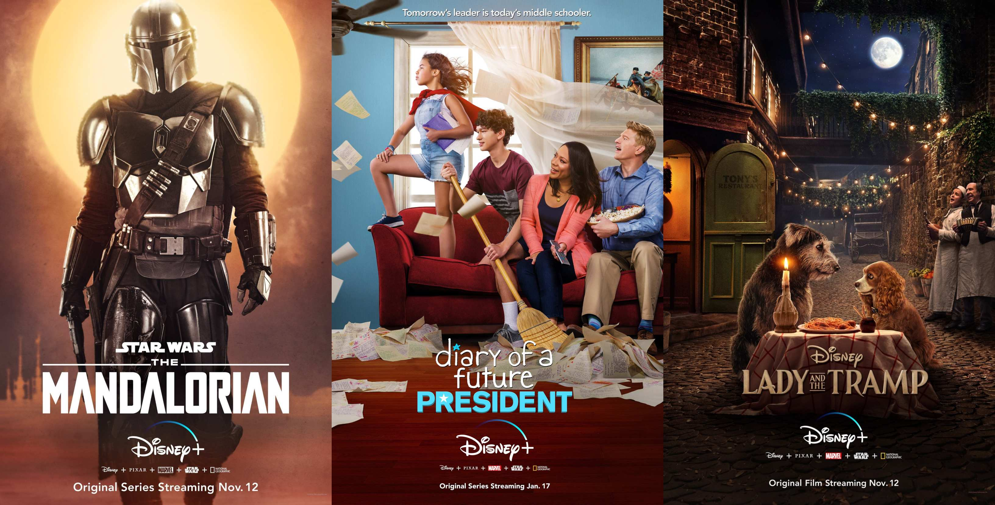 Enjoy The Week Binge-Watching These Movies And Shows On Disney+ Hotstar