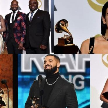 Grammy Awards 2019 - Winners