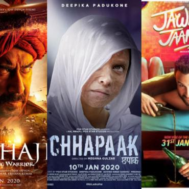 Bollywood Films That Will Clash At The Box Office In 2020