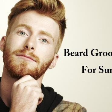 Beard Trimming Tips The Brunette Diaries