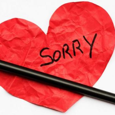 how to say your sorry to your boyfriend
