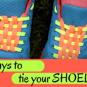 227d1d2c5ee8 Video Tutorials  Easy And Unique Ways To Tie Your Shoelaces