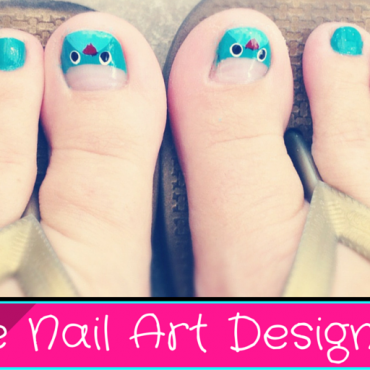 Toe Nail Art Designs For Beginners The Brunette Diaries
