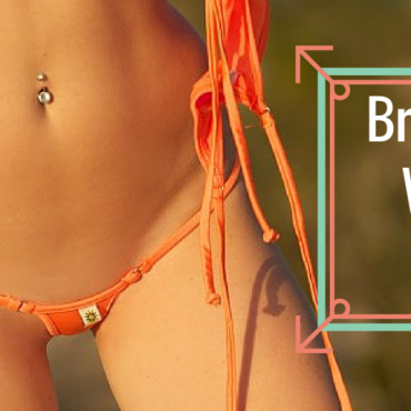Brazilian Wax Before And After The Brunette Diaries