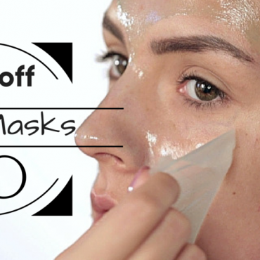 diy peel off face mask with gelatin