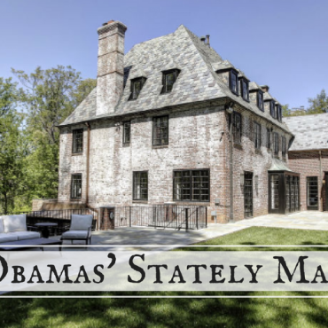 Obama New House Address The Brunette Diaries