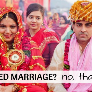 10 reasons why arranged marriages are bad | The Brunette Diaries