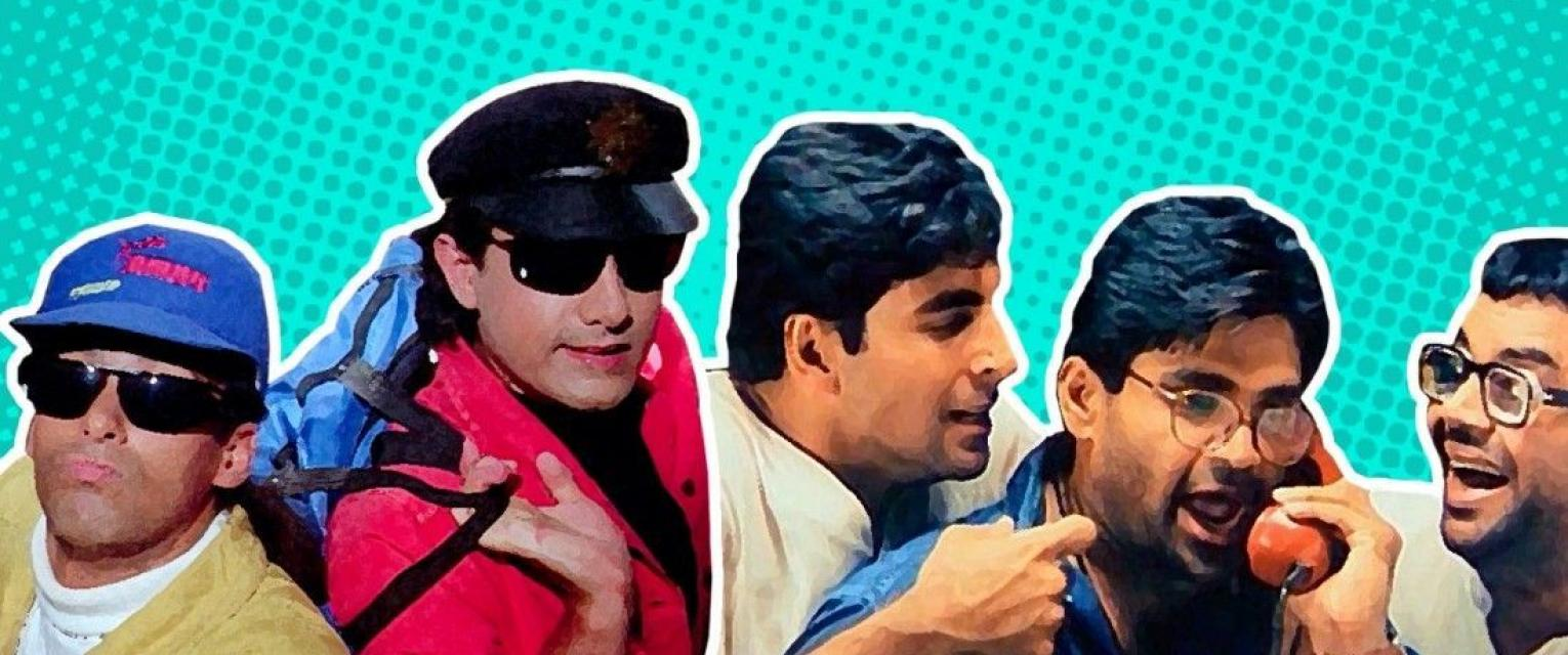 Evergreen Bollywood Movies That Still Make You ROFL | The
