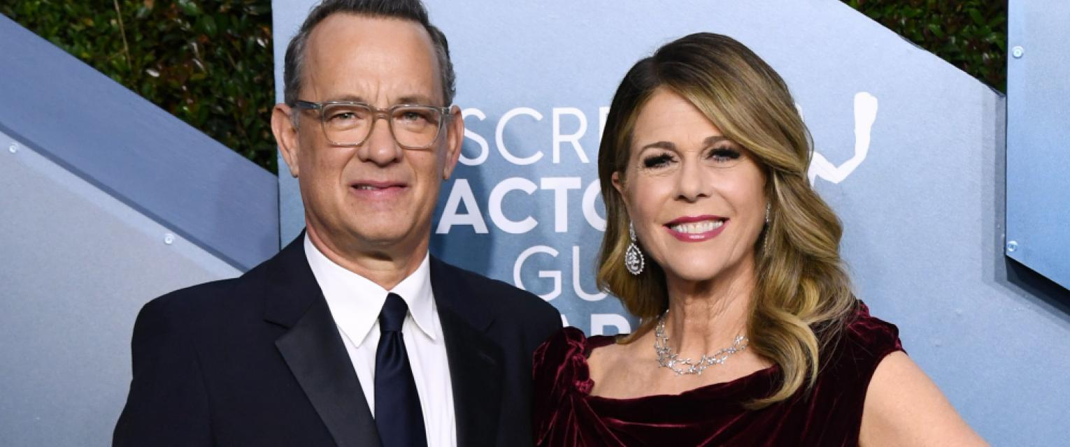 Tom Hanks And Wife Rita Wilson Tested Positive For Coronavirus