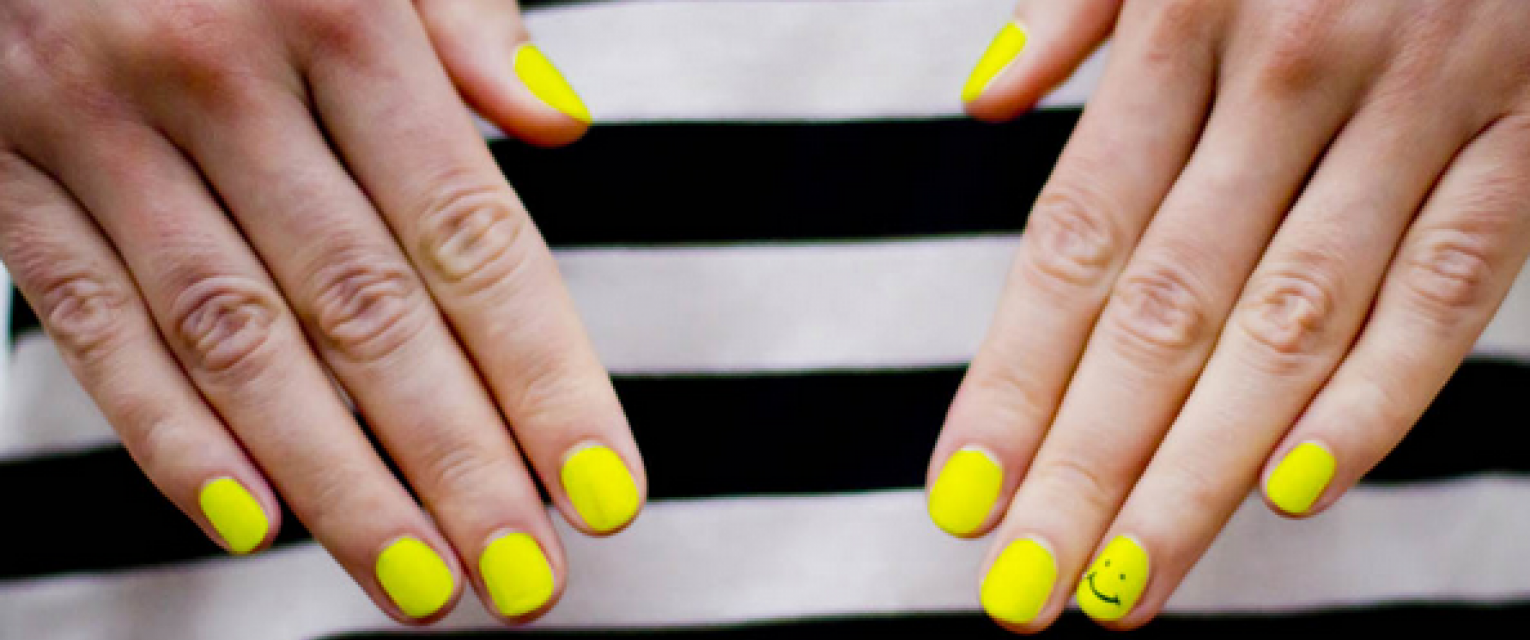 Bold And Adventurous Nail Art Are You Game The Brunette Diaries