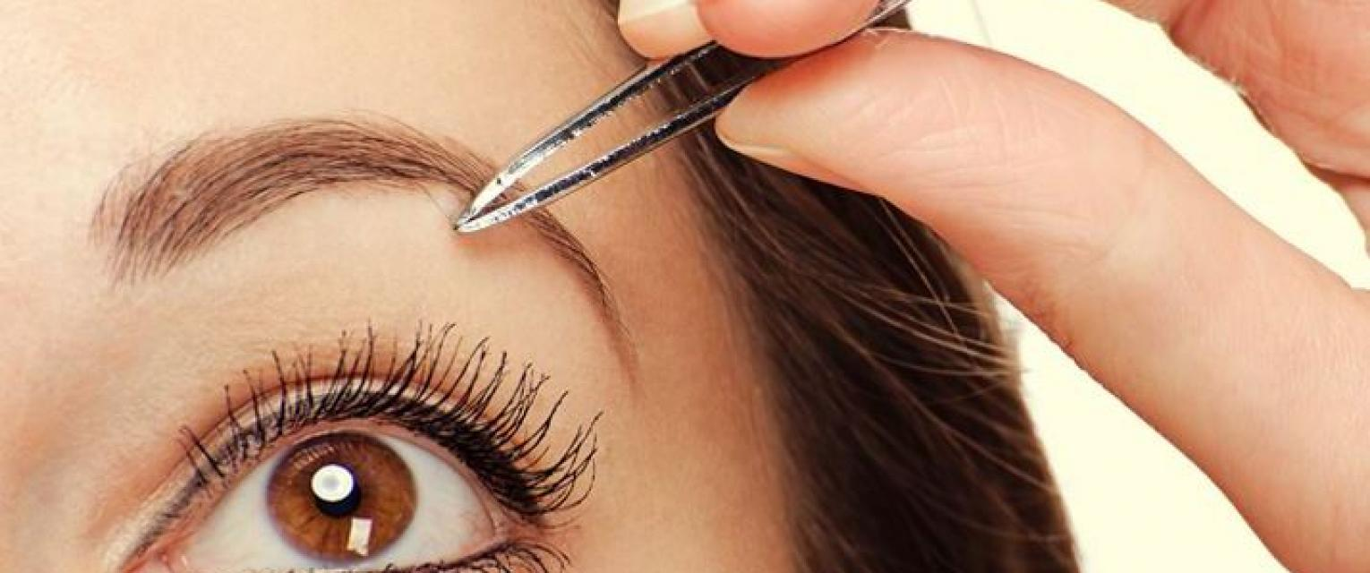 Tutorial: How To Shape Your Eyebrows At Home Like A Pro ...