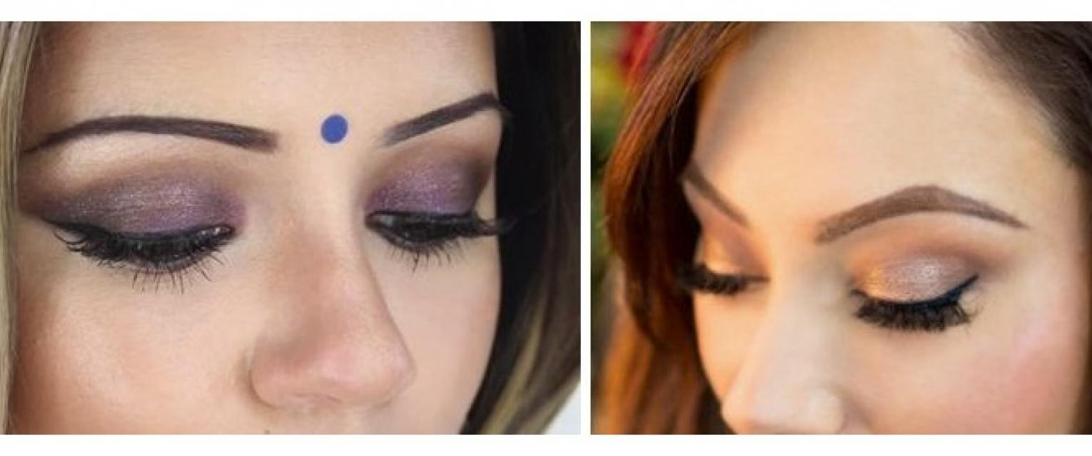 Glamorous Party Makeup Looks For Western And Indian Outfits The