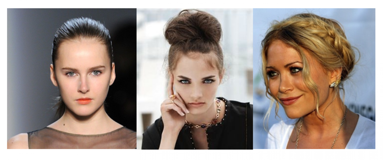 5 cute and simple hairstyles for bad hair days | the
