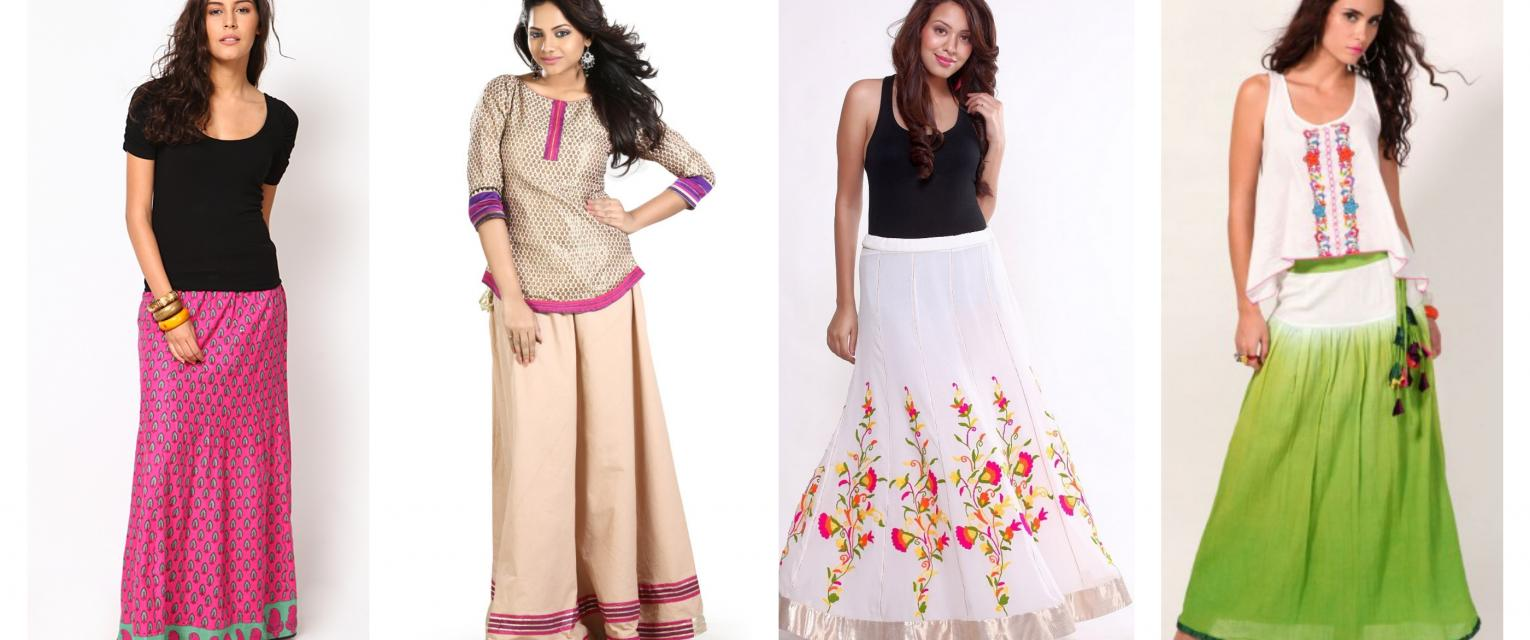Wrap indian skirt how to wear recommend to wear in on every day in 2019