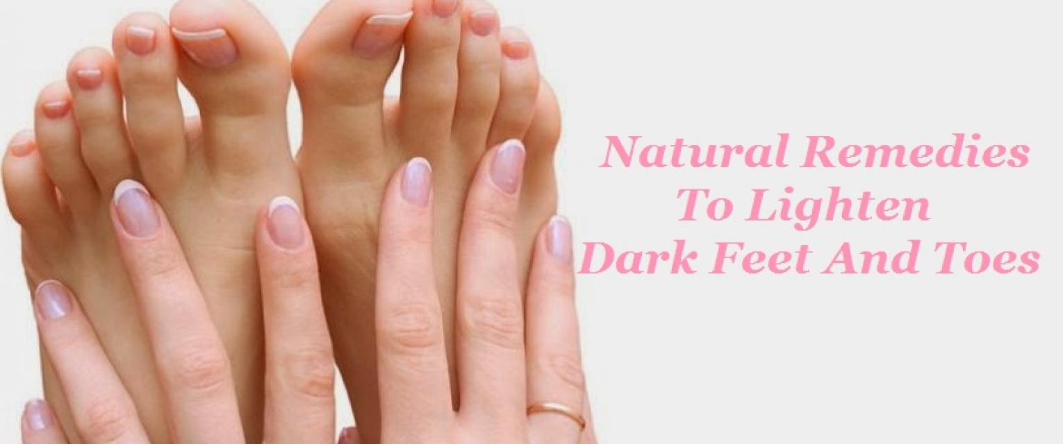Groovy Lighten Dark Feet With These Natural Home Remedies The Download Free Architecture Designs Scobabritishbridgeorg