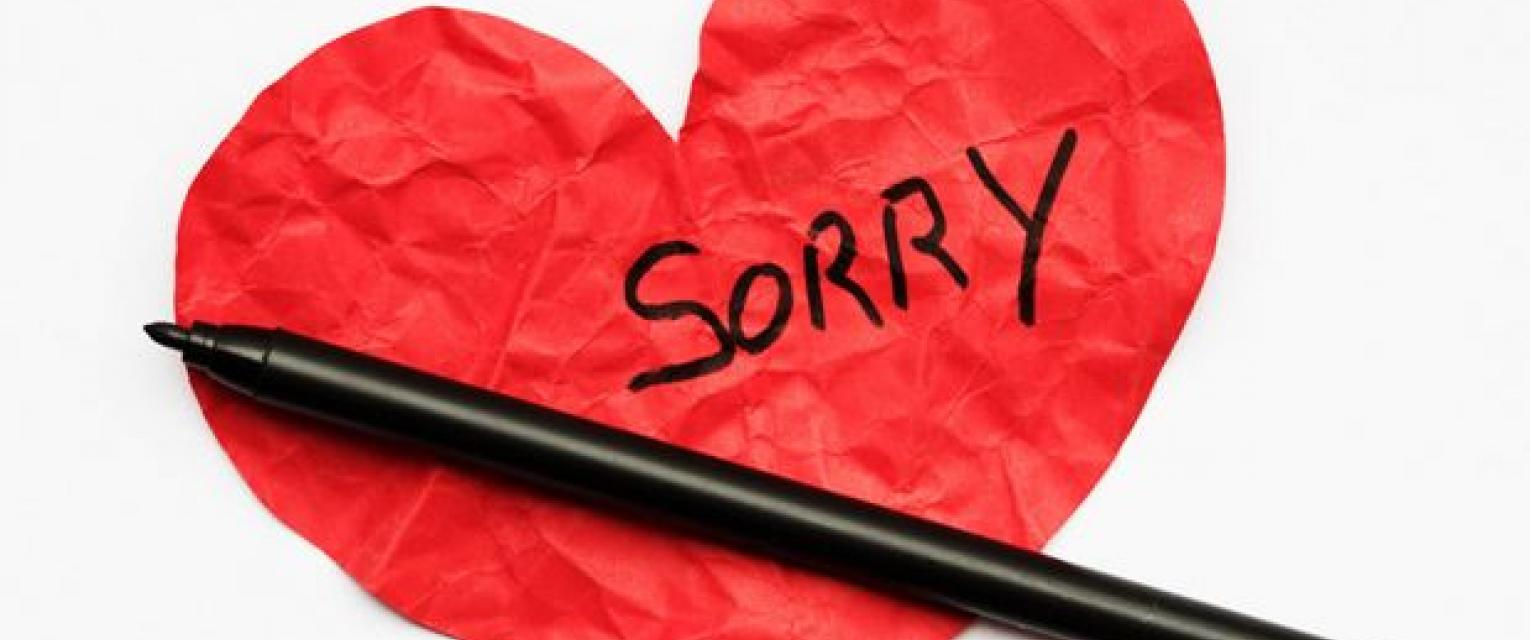 How To Say Sorry To Your Loved One In A Special Way | The Brunette Diaries