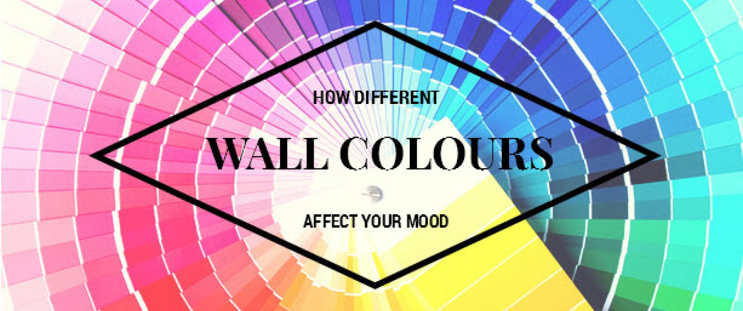 Décor: How Different Wall Colours Affect Your Mood | The Brunette Diaries