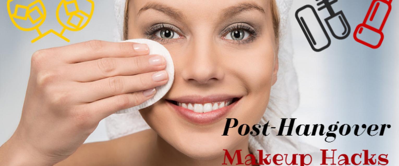 5 Post-Hangover Makeup Hacks To Look Awake And Fresh | The Brunette Diaries