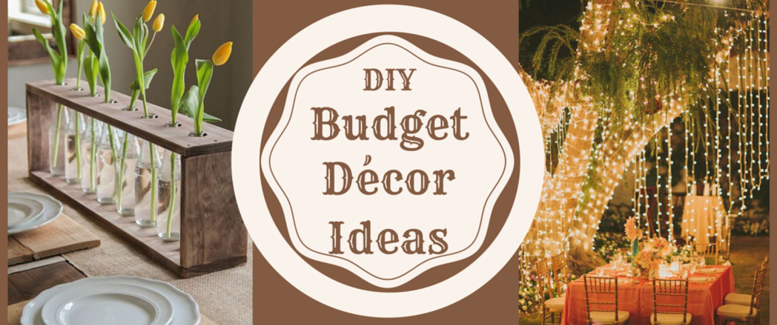 Diy Budget Decoration Ideas For A Low Key House Function The Brunette Diaries