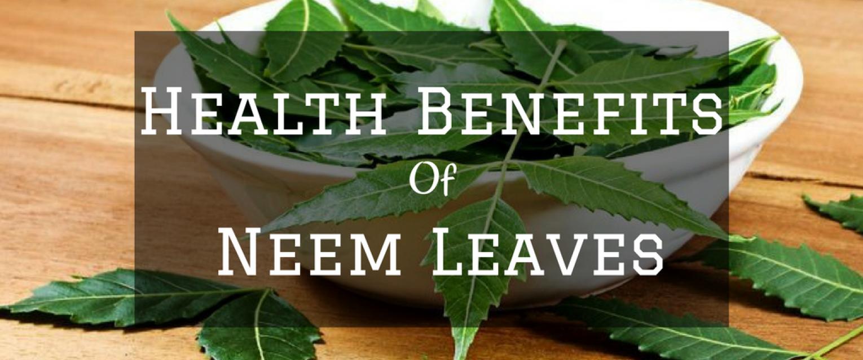Benefits Of Neem