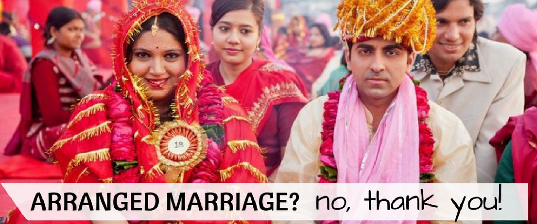 love marriage or arranged marriage debate