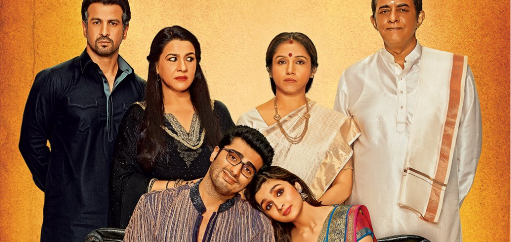 Hindi film '2 States' narrated the story of a North-South couple struggling to convince their parents