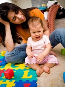 Do you think your child's wails will simply irritate you?