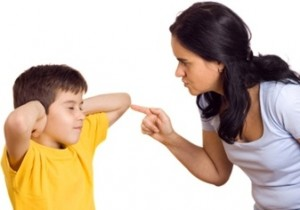 'What if my kid refuses to be disciplined?'