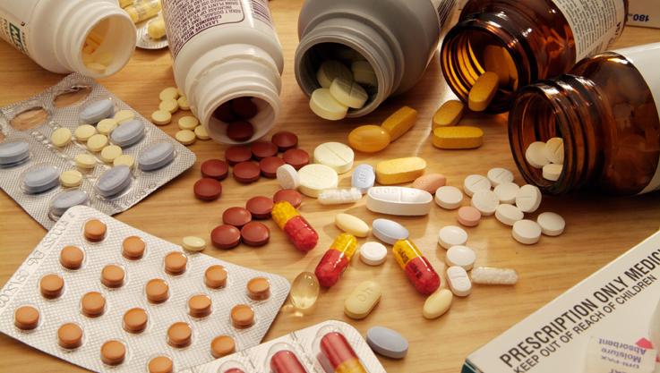 Stay away from over-the-counter medicines