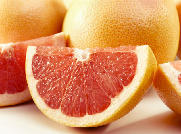 Grapefruit is a good weight loss food