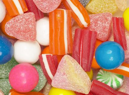 Sugar confectionary can throw your calorie count out the window