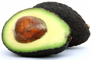 Avocadoes are high in monounsaturated fats