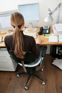 Desk jobs require you to sit for long hours