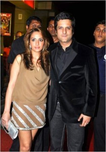 Fardeen and Natasha