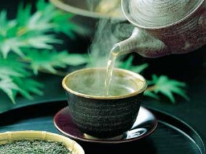 Green tea is a great for your metabolism