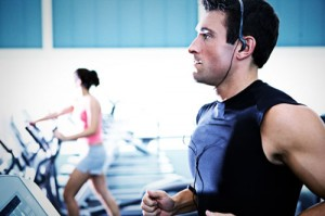 Interval cardio training helps to boost your metabolism