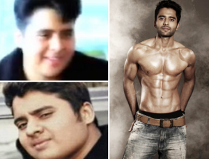 Jackky Bhagnani - fat and fit