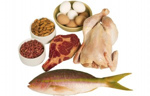 Protein rich foods help to boost your metabolism