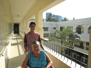 Amenities for the elderly at old age homes