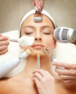 Non invasive facials are hugely popular in India