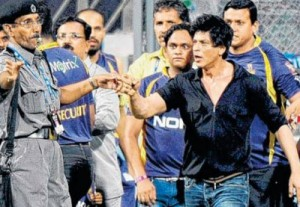 SRK and MCA officials