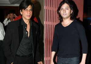 SRK and Shirish Kunder fight