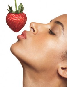 Berries are a rich source of arbutin that's known to brighten skin