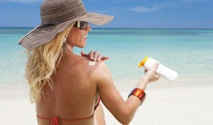 Sun protection is a must to keep uneven complexion at bay
