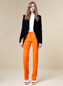 Colour block your outfit as per your comfort and statement