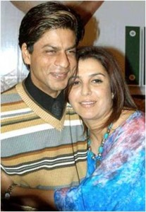 SRK and Farah have been best friends since over a decade