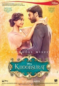 Disney's Khoobsurat satrring Sonam kapoor and Fawad Khan is the newest film to join the women-centric bandwagon