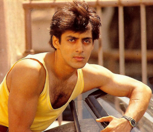 The leaner days of Salman Khan